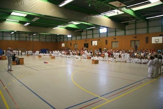 Budocenter Steinen Regio Kata Cup in Steinen