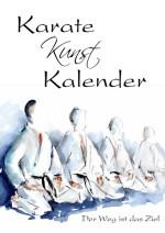 Karate Kunst Kalender Aquarelle